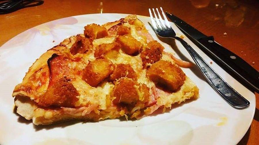 Spitiki_pizza_apo_ta_xerakia_m 👍 😃 🍕🍕🍕🍕 Me_filetakia_kotopoulou 😜 🍴 Erwtas Apla 💕