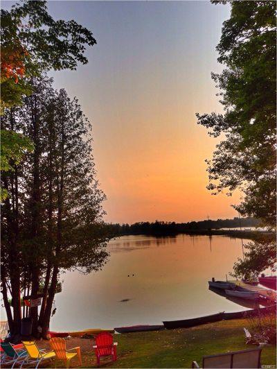 Sun Set @Eugenia Lake Summer Sunshine Brucegreysimcoe