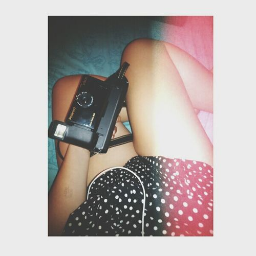 Polaroid ILY In My Dream