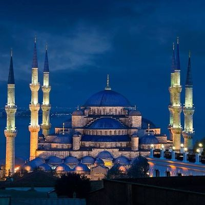 Sarilacivert Sultanahmetcamii :))) Bluemosque Sultanahmed cami mosque architecture architech mimari istanbul fatih Fenerbahce ramadan ramazan