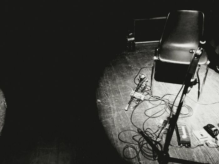 Blackandwhite Biancoenero Music Stage Trumphet Theatre Reading Calabria Italy Concert Photography