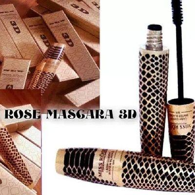 MISS ROSE MASCARA 3D WA 0137471749 Sayajual Visitmyig Visitig Iklanig missrose