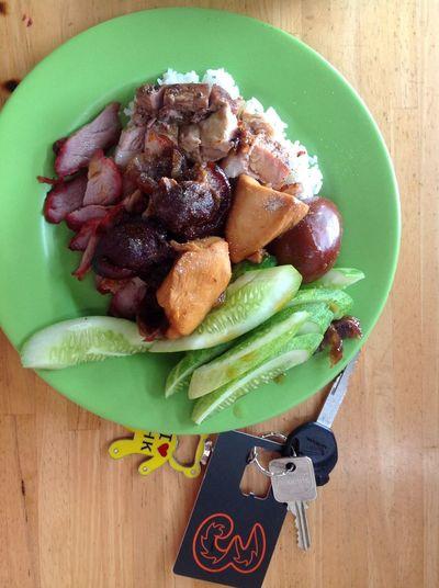 Lunch Heavylunch Grillpork Nasicampur