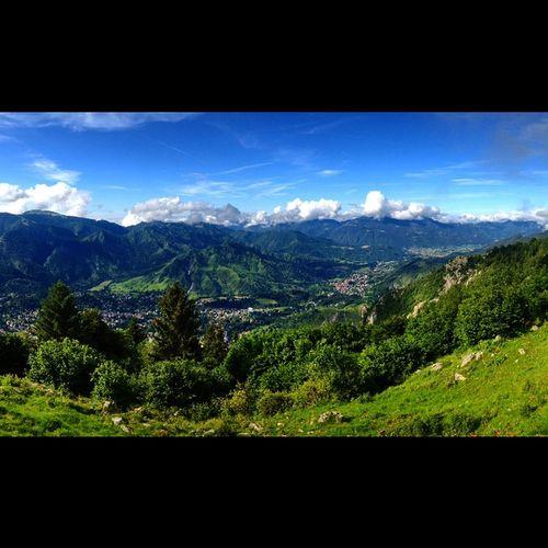 Clouds Sky Mountains Alps Presolana Baitacornetto Valleseriana