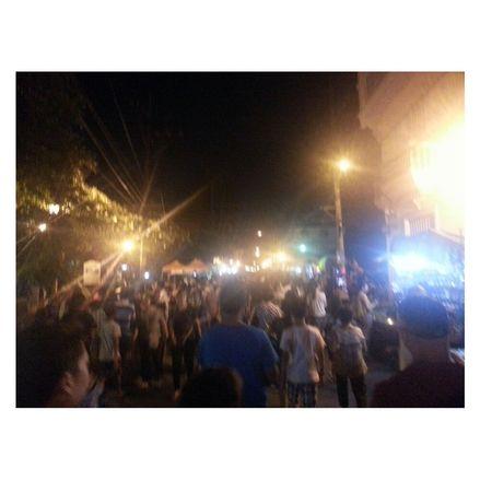Busy street of Manila Holyweek2014 Itsmorefuninthephilippines Enjoying Life