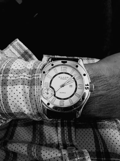 Does this mean anything ? Watch Time Black & White First Eyeem Photo