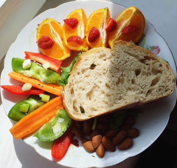 Lunch Lunch Today Healthy Food Sandwiches