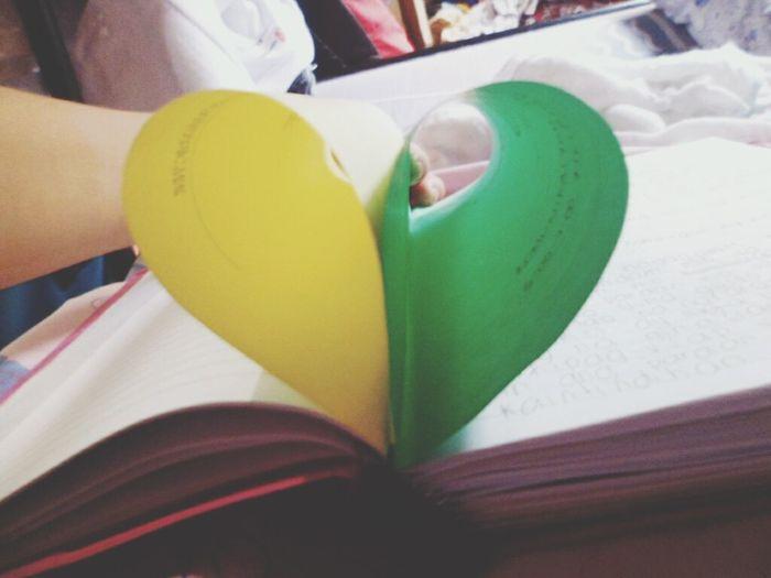 Heart Books Hipster