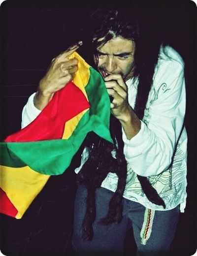 Jose☺ Zona Ganha Reggae RASTA Rastafari Rasta Love ??