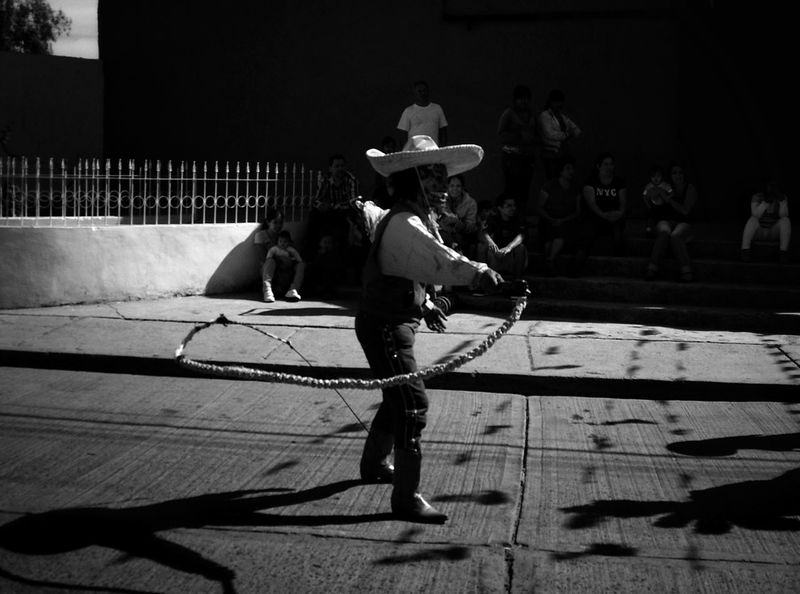 "A man dressed as ""la muerte"" (Death) slinging like hell during a traditional Dance in the City of Leon, February 2014 ... The Street Photographer – 2016 EyeEm Awards The Photojournalist – 2016 EyeEm Awards The Photojournalist - 2016 EyeEm Awards The Street Photographer - 2016 EyeEm Awards Blackandwhite Mexico"