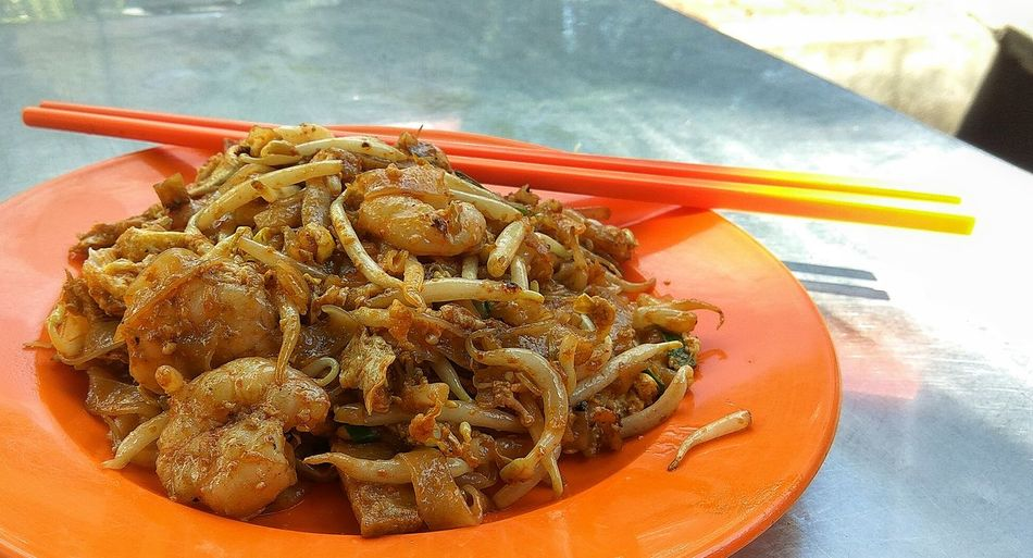 Hungry Yet? Char Kway Teow Chinese Food Food Porn Eating Food And Drink Food Dining Out Dishes Foods Hungry Dish Plated Food Foodie Chinesefood Eating Out Street Food Foodporn Food Photography Restaurant Dinner Time Peckish Eating Outside Prawns Chinese Eating