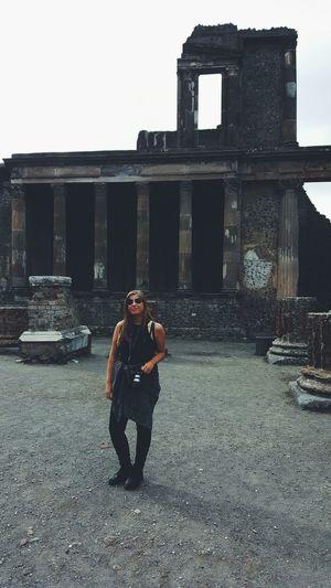 Italy Pompeii  Traveling