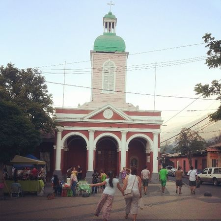 Iglesia de San Pepe!! SanJosedeMaipo Santiago Chile