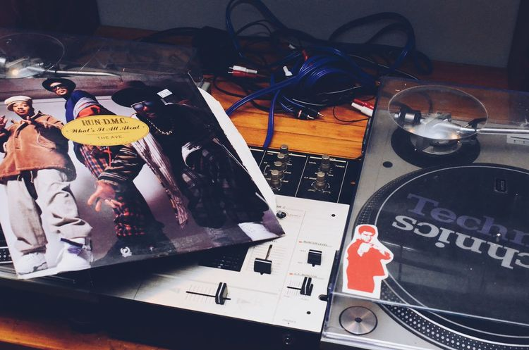 What's it all about EyeEm Best Shots EyeEmBestPics EyeEm Vscocam RunDmc Vinyl Music Turntable Technics