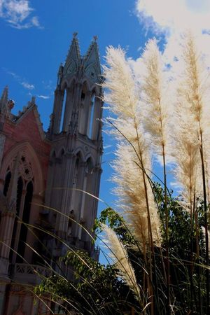 Special places Architecture Church Sky Cityscapes Special Places Leon Guanajuato