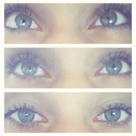 <3 Green Eyes