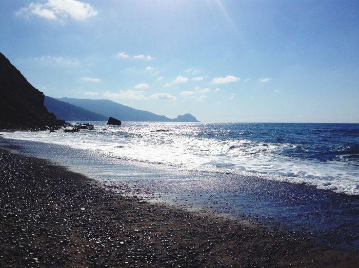 Summer Sicily Beach Luccichio