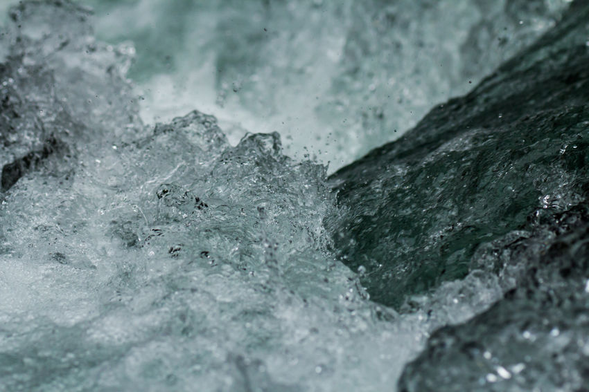 Water Abstract Abstract Photography Art Close-up Elements Fine Art Photography Minimal Motion Nature No People Outdoors River Stopping Time Tranquility Water Waterdrops Wave