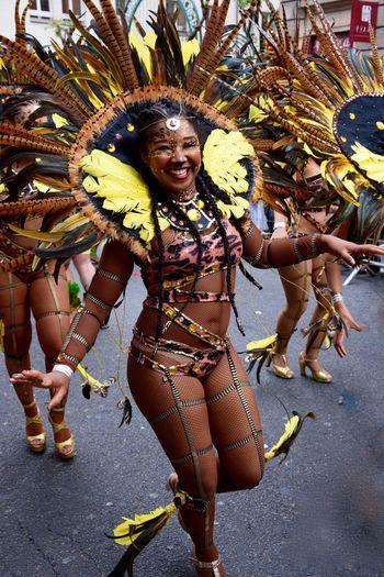 June 2016 Carnavaltropicalparis Paris France Carnaval Colourful Ruesdeparis Ruesparisiennes