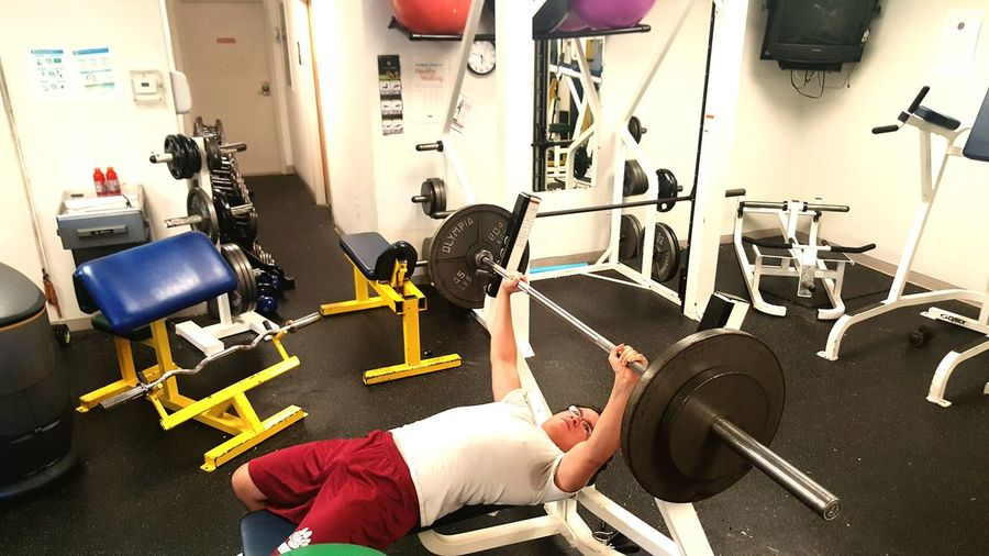 EyeEm Selects Indoors  Working Hard Workingout GymLife Gym Time Gymaddict Weightlifting Weight Training  Weight Room Weight Lifting Weightlifter Teenager Teen Boy Teen Bodybuilding Young Man Young Adult Myson My Son