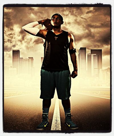 Basketball ❤ Hoop Life Nike✔ supersize