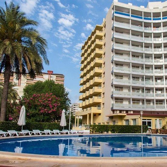 Piscina de adultos Hoteltresanclas Hotel3anclas Gandia Gandiabeach
