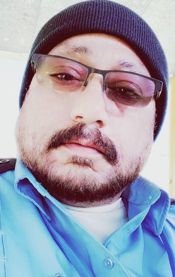 At work Headshot Looking At Camera Front View