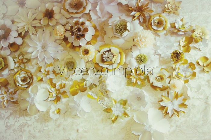 Paper Flowers Wedding Day Weddinginspiration Weddinginitaly Sorrentocoast WeddingPlanner Weddingstyle First Eyeem Photo