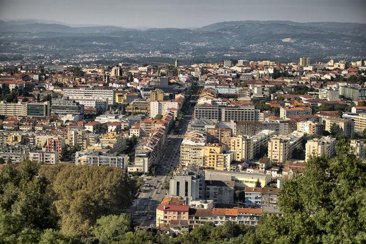 Avenida Da Liberdade Braga Cool Braga, Portugal Hometown My Hometown Nikon D600 No People Picoto Urban Urban Landscape