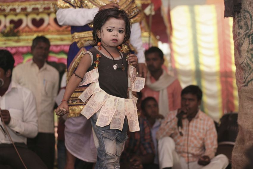 Stage show lil artist rural area