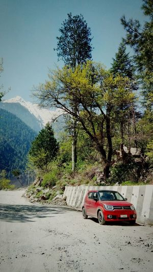 Car Ignis Travel India Himachal Pradesh, India Spiti Valley India Road Less Travelled Valley Dirt Road Wanderlust