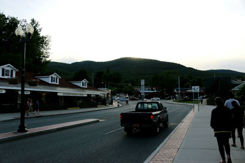 Cities At Night Lakegeorge