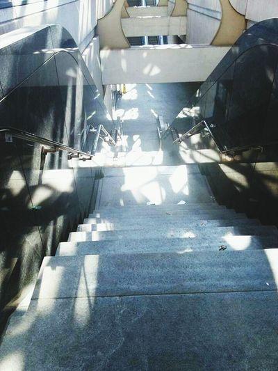 Atlanta, Marta Civic Station Staircase No People Close-up Day First Eyeem Photo