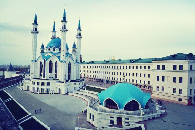 Mosque Kazan