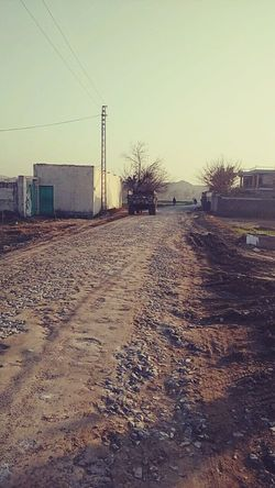 Sand Vication Tour Love PakistaN Village Life Vintage Village View No People Outdoors Sky Clear Sky Day
