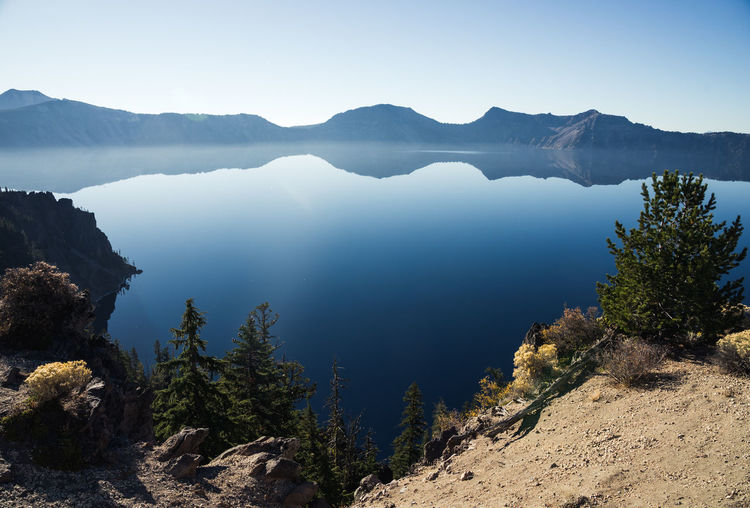 Tranquility Scenics - Nature Beauty In Nature Nature Reflection Crater Water Lake Outdoors