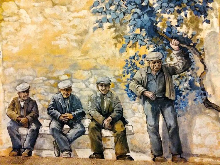 Hidden Gems  Murales Muralesart Murales Urbanos Art Fine Art Photography Showcase: July Sardinia Sardegna Sardegnaofficial Palau Palau Sardegna Let's Go. Together. Paint The Town Yellow