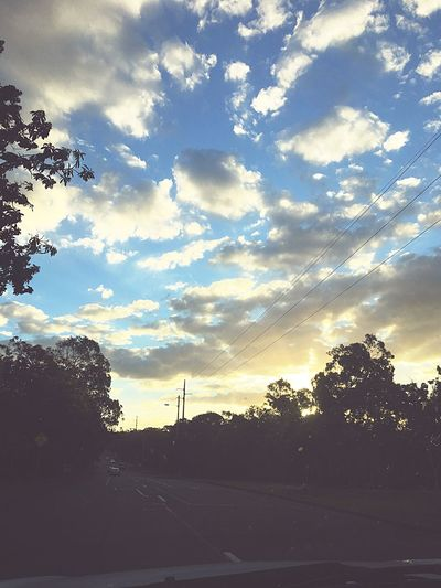Sunset, Australia First Eyeem Photo