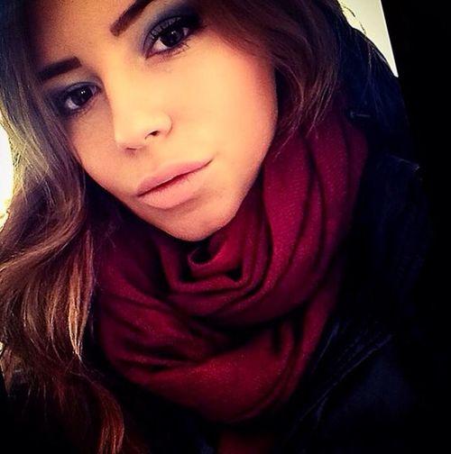That's Me Winter Moncler Makeup brrr ?❄️