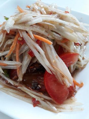 Food And Drink Food Healthy Eating DeliciousFood  Thaifood DeliciousFood  DeliciousFood  Somtam