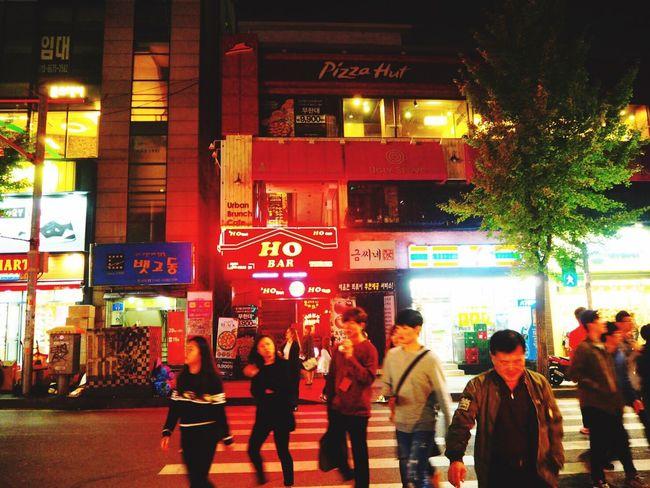 The Street Photographer - 2016 EyeEm Awards Koreanstyle Hongdae Street 2015