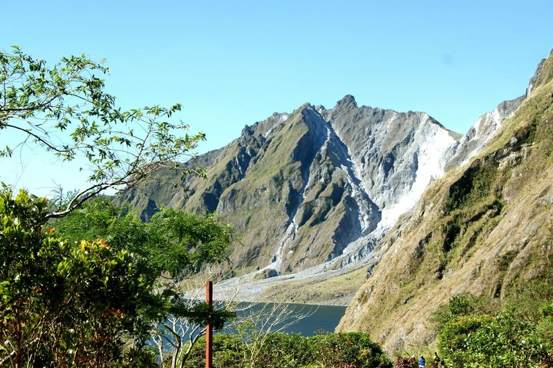 Hidden beauty of Mt.Pinatubo Crater Lake View Nature Naturelovers Trekking Relaxing TravelPhilippines Volcano Crater The OO Mission