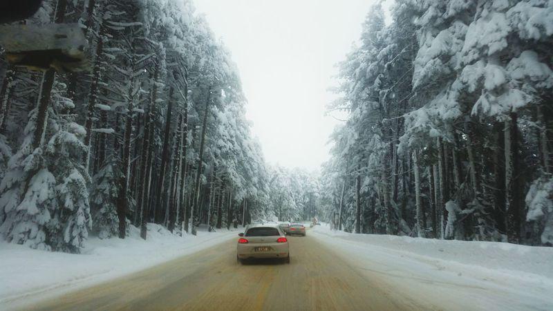 Snow ❄ Uludağ Kayak Merkezi Bursa / Turkey Haftasonu 💪