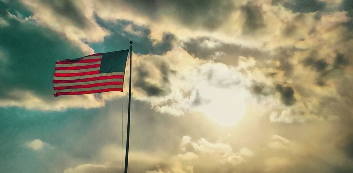 Showcase: February Light And Shadow Light Sunset Sunshine American American Flag Usflag FlagWaivingInWind USA USA FLAG Cloud Clouds And Sky Light And Shadows Edited by Enlightapp Enlight Beautiful Nature Outdoor Photography Photo Photography Patriotism Photographer Taking Photos Stockphoto