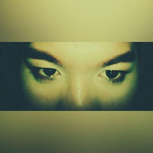 Looking at you beyond Maku Makuness Makeup Smokeyeyes Definedbrows Creative Photography EyeEm EyeemPhilippines BeingCreative Bored Light Dark Drama Creativity Front Wingedeyeliner Lightanddark Creativeshot Mobilephone Photo Eyefie Eyemakeup Strong Eyes