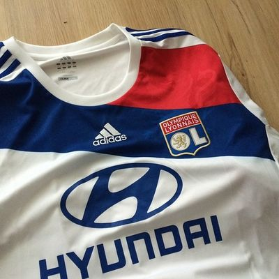 New Shirt for my Jerseycollection Lyon