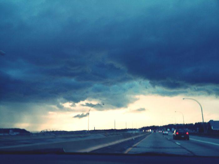 Storm Clouds storm