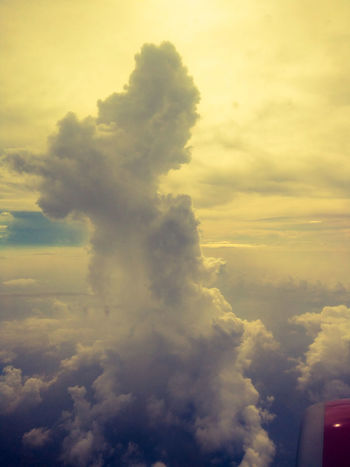 pregnant Cloud - Sky Clouds And Sky Airplaneview Pregnant Clouds Clouds Standing Tall Clouds And Sky Pregnant Clouds Fog Sky Cloud - Sky