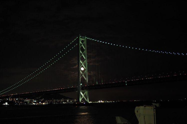明石海峡大橋 Akashi Kaikyo Bridge Akashi Kaikyo 明石海峡大橋 EyeEmNewHere Second Acts
