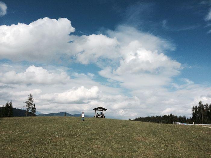 Alps Childhood